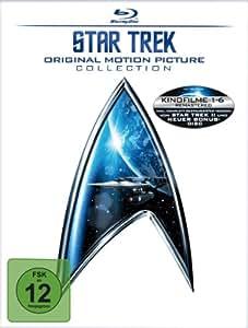 Star Trek - Movies 1-6 [Blu-ray]