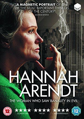 Hannah Arendt [DVD] [2012] by Barbara Sukowa