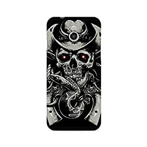 TAZindia Printed Hard Back Case Cover For Infocus M2