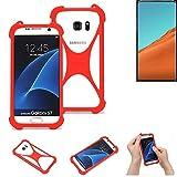 K-S-Trade® Mobile Phone Bumper For Nubia X Silicone