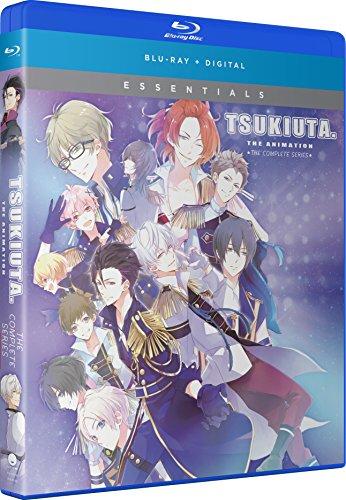 TSUKIUTA  The Animation: The Complete Series [Blu-ray]