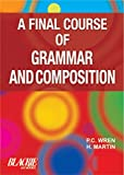 A Final Course Of Grammer & Composition