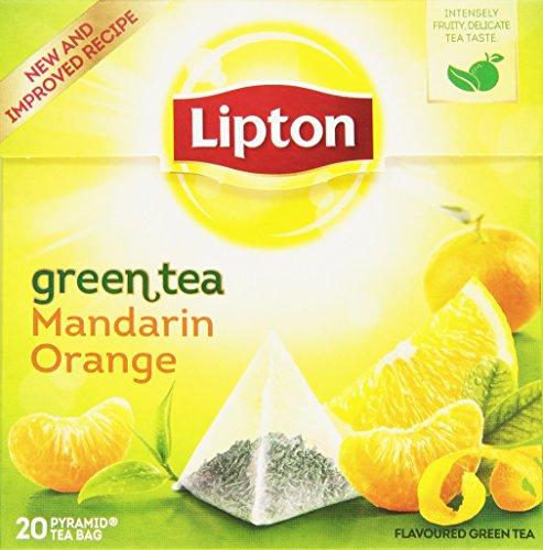 Lipton - Gusto di arancia, 20 Filtri