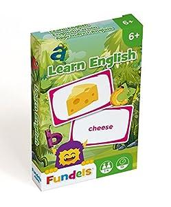 Fundels 109006004 - Juego para Aprender inglés