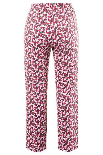 Ulla Popken Femme Grandes tailles Pyjama 708687 Multicolore