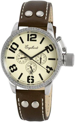 Engelhardt Herren-Uhren Automatik Kaliber 10.590 387727529012