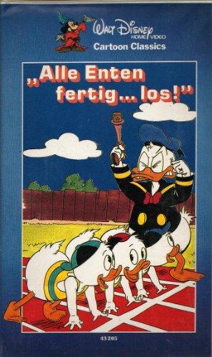 Alle Enten fertig... los! (Walt Disney Cartoon Classics Nr. 43205)