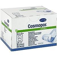 Cosmopor steril 5x7,2cm 50 stk preisvergleich bei billige-tabletten.eu