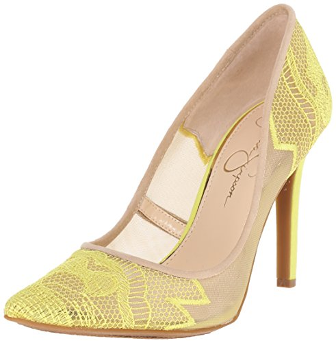 jessica-simpson-camba-sandales-compensees-femme-jaune-sheet-electric-yellow-37-1-3
