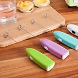 Coffee Electric Milk Frother Foamer Rother Mini Hand-held Egg Beater Drink Whisk Shake Mixer Handle Stirrer Kitchen Tools