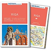 Riga: MERIAN momente - Mit Extra-Karte zum Herausnehmen