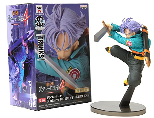 Banpresto-Dragon-Ball-Z-Scultures-Figure-49090-4-Future-Trunks-Action-Figure