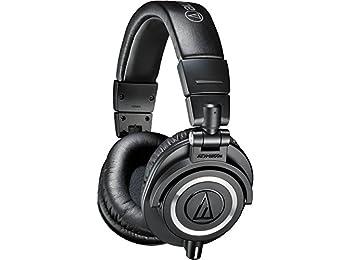 Audio-Technica ATH-M50X Studio Monitor Profesyonel Kulaklık