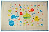 #9: Ole Baby Printed Air Filled Rubber Bed Protecting Changing Mat 0-12 Months