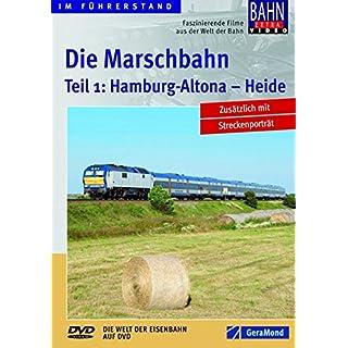 Marschbahn, die: Teil 1 - Hamburg-Atlona - Heide [Import allemand]