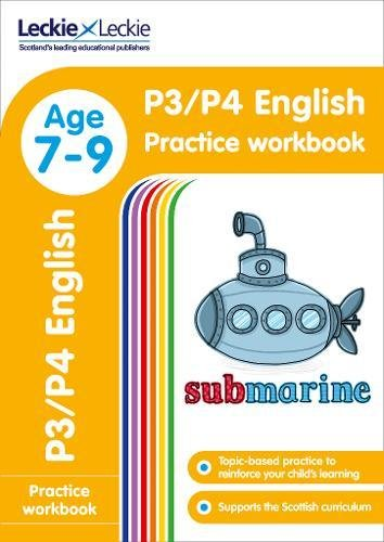 P3/P4 English Practice Workbook