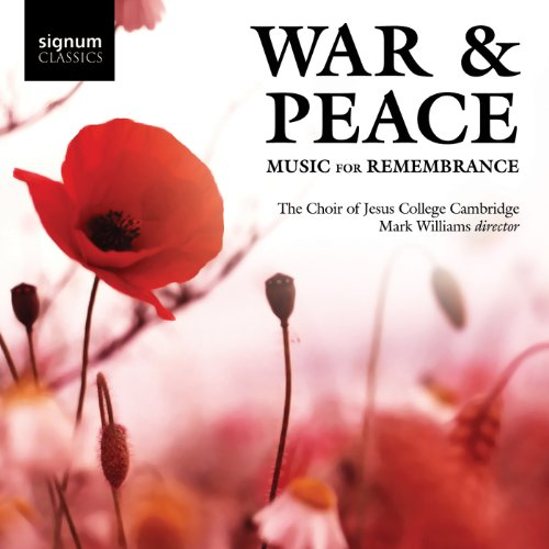 War & Peace:Music for Remembra [Import allemand]
