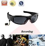 JOYCAM Gafas de sol Bluetooth con Cámara Polarizada UV400 Gafas HD 720P Grabación de Video Gafas con Altavoz para Deportes al Aire Libre