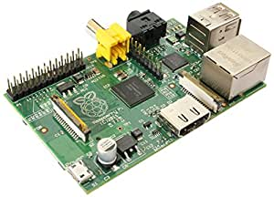 Raspberry Pi Model B Rev 2.0 512 MB RAM