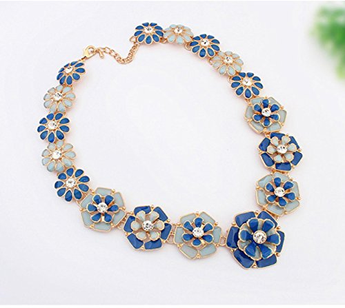 Collier De Diamants blue