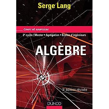 Algèbre - Cours et exercices NP