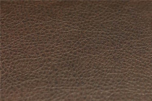 RECYCLED ECO FRIENDLY GENUINE REAL LEATHER HIDE OFFCUTS CHOCOLATE BROWN TEXTURED FIRE RETARDANT LEATHER SOFA UPHOLSTERY FABRIC MADE FROM RECYCLED LEATHER HIDES NOT FAUX LEATHERETTE