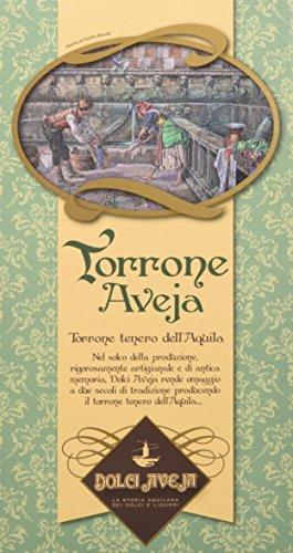 Dolci Aveja Torrone Aquilano Stecca Doppia - 400 gr