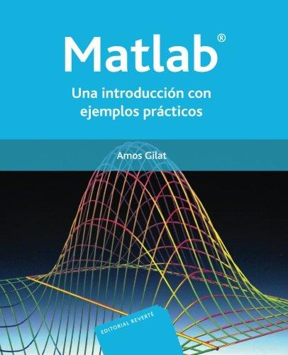 Portada del libro Matlab. Una introducción con ejemplos prácticos