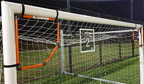 Objectif Cible d'angle Paire de football Compétences Solo-pro équipement de Soccer de football d'entraînement