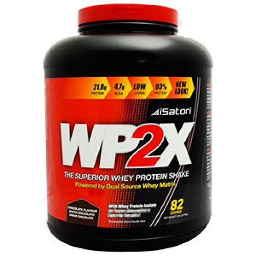 Isatori WP2X Whey Protein - 2 kg Chocolate - 51Z etyAdyL