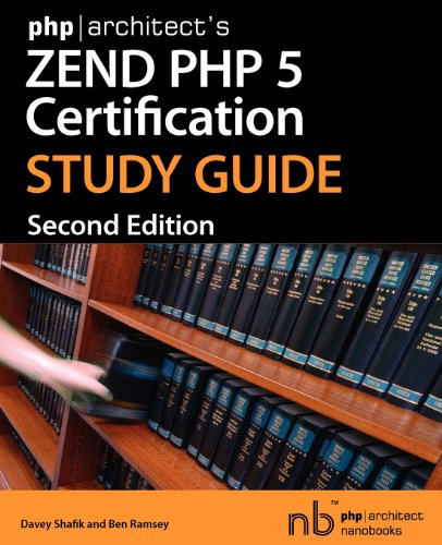 php|architect's Zend PHP 5 Certification Study Guide por Davey Shafik