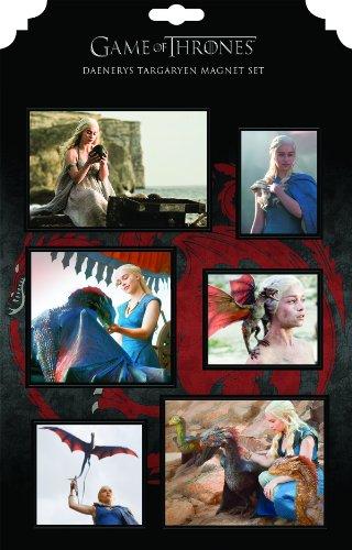 Dark Horse Deluxe Juego de Tronos Daenerys imán Set