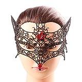 SCLMJ Elegante Augen-Gesichtsmaske-Maskerade-Ball-Karnevals-Fantasie-Tanzen-Partei-Karnevals-Mode-Schöne Halbe Gesichtsmaske, Vereinigte Staaten