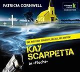 Flucht - Kay Scarpetta ermittelt, 6 CDs (Klassik Radio Krimi-Edition - Die besten Ermittler aller Zeiten)