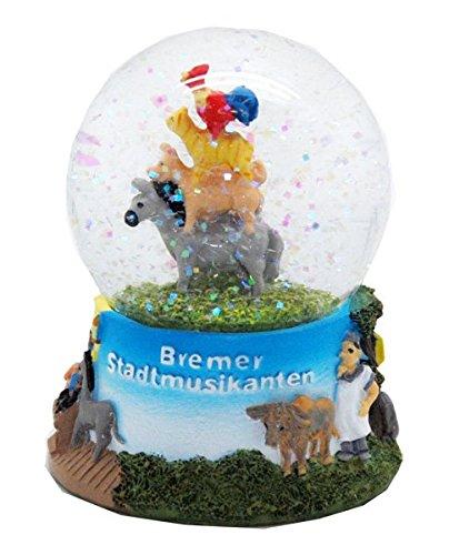 30038 Fiaba palla di neve Bremer Musicisti Città 65 mm