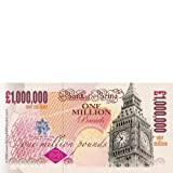 One Million Pound Bank Note by SAR-Holdings Limited