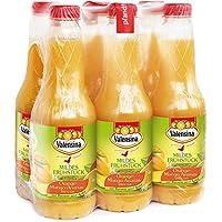 Valentino Sina Arancione-di Mango Ananas 100%, 6confezioni (6x 1L flacone)