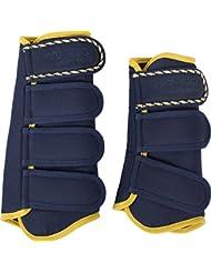 CATAGO Diamond serie botas, Unisex, Diamond Series, Navy/Yellow, n/a