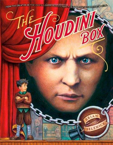 The Houdini Box por Brian Selznick
