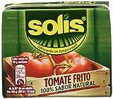 Solis Tomate Frito Brick Tomate sin gluten - Pack de 3 x 200 gr