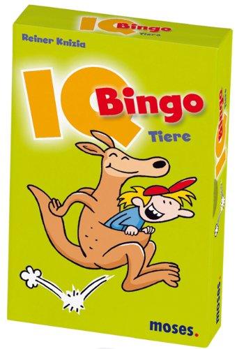 go Tiere (Tier-bingo)