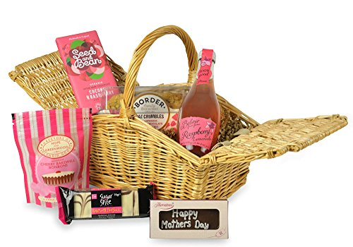 Mothers Day Non Alcoholic Berry Lovely Hamper