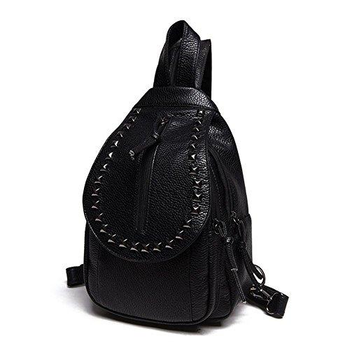 Eysee , Damen Rucksackhandtasche Schwarz