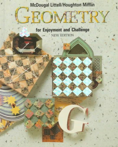(Geometry for Enjoyment and Challenge (New)) By Rhoad, Richard (Author) Hardcover on (01 , 2007)