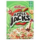 #2: Kellogg's Apple Jacks Sweetened Cereal With Apple & Cinnamon, 246g