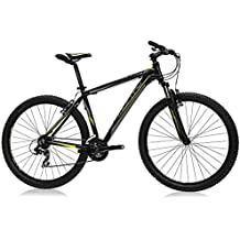 Monty KY17 Bicicleta de Montaña, Unisex Adulto, Negro, ...