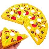 SET-SAIL Mini Pizza PU Dekompression Spielzeug langsam Rebound Relief Spielzeug Duft Kinder Geschenke