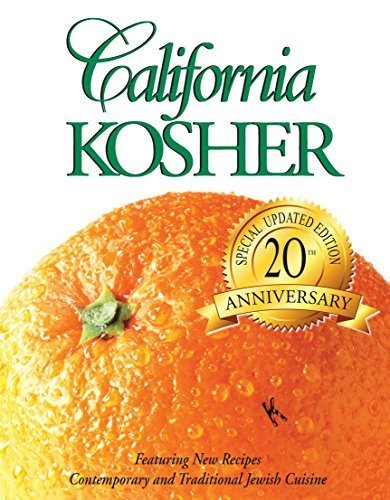 California Kosher: Contemporary and Traditional Jewish Cuisine by Women's League of Adat, Ari El Synagogue (2012) Plastic Comb