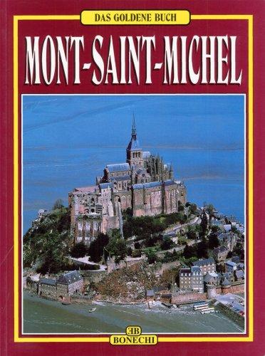 Le Mont St-Michel - Allemand par Guide Bonechi