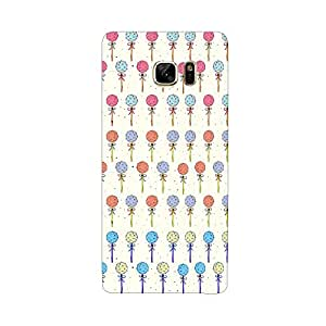 Phone Candy Designer Back Cover with direct 3D sublimation printing for Samsung Galaxy Note 7